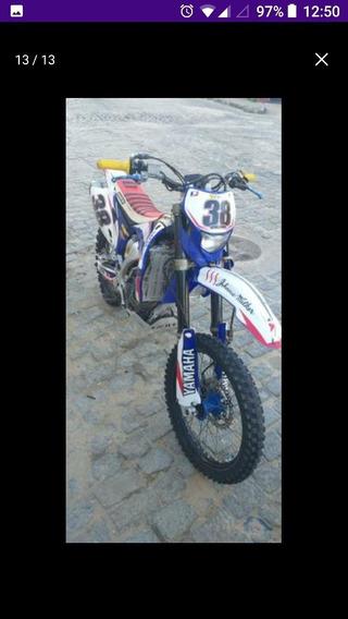 Yamaha Wr 250 2008