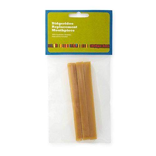 100% Australian Beeswax Didgeridoo Mouthpiece Replacement Ki