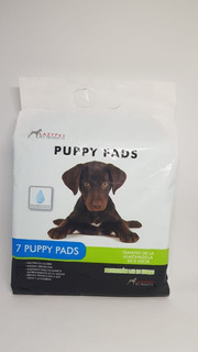 Paños Adiestramiento Perros Puppy Pads Pack X7 60x60cm