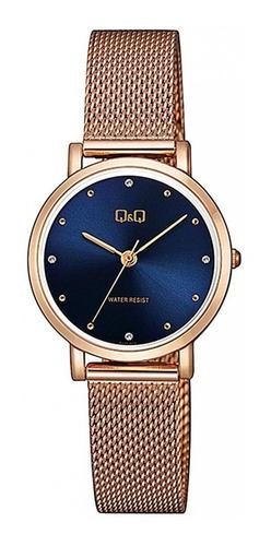 Reloj Qyq Qa21j032y Lujoso Para Dama Original