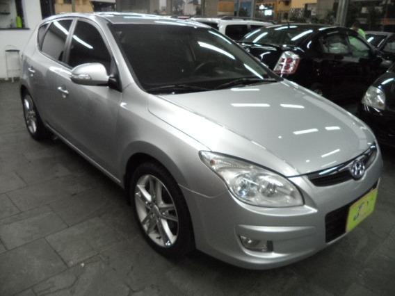 Hyundai I30 2.0 16v Gls Aut. Completo Teto Solar 2010 Prata