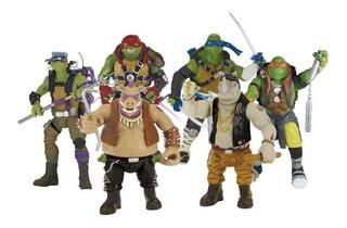Set De Muñecos Tortugas Ninja
