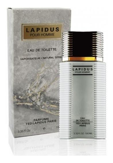 Perfume Ted Lapidus Masculino 100ml
