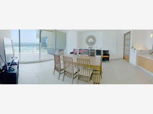 Cad Ocean Front 705. De Playa. Terraza Con Vista Al Mar