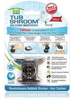 Tubshroom Cromado Edition Revolucionario Protector De Dren I