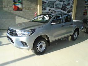 Toyota Hilux 2.4 Cd Dx 150cv 4x2 0km Entrega Inmediataaa !!