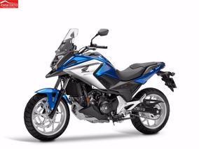 Moto Honda Nc750 Policial Año 2015