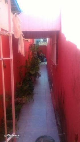 Imagem 1 de 18 de Excelente Casa Em Paulista, 148m², 3 Suítes E 1 Vaga De Garagem - Ca0314