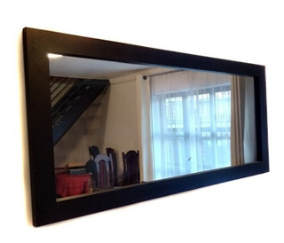 Espejo Milano 120×55 Cm. Wengue -oferta-