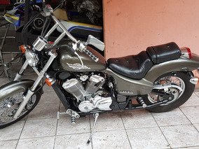 Moto Honda Vt/600c Shadow 2002/02