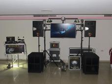Alquiler Sonido, Alquiler Vídeo Beam, Fotos, Fotografias