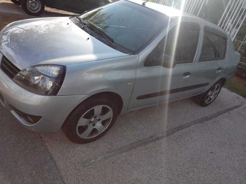 Imagem 1 de 11 de Renault Clio Sedan 2008 1.6 16v Privilège Hi-flex 4p