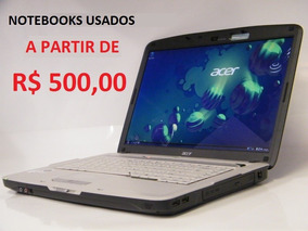 Notebook Acer Aspire 5920 | Dual Core | 3 Gb Ram | 250 Gb Hd