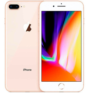 Celular Apple iPhone 8 Plus 3gb 64gb A11 Iios 11 Rose Gold