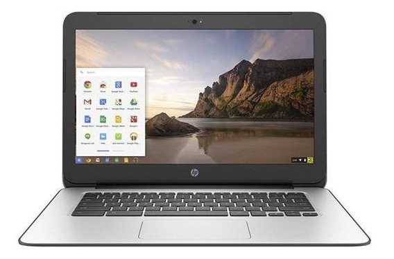 Laptop Hp Chromebook 14 Intel C. 1.4ghz Ram 4gb 16 Gb Ssd