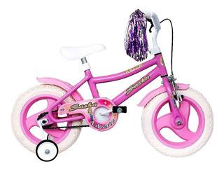 Bicicleta Rodado 12 Sasha