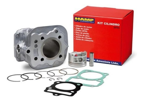 Kit Cilindro Do Motor Hamp - Cg Titan 150/bros150/fan150