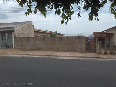 Terreno Para Venda Em Pirapozinho, Vila Roxinol - 4009