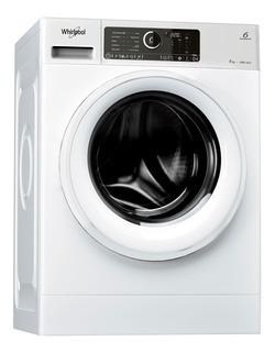 Lavarropas automático Whirlpool Supreme Care WLCF70B blanco 7kg 220V