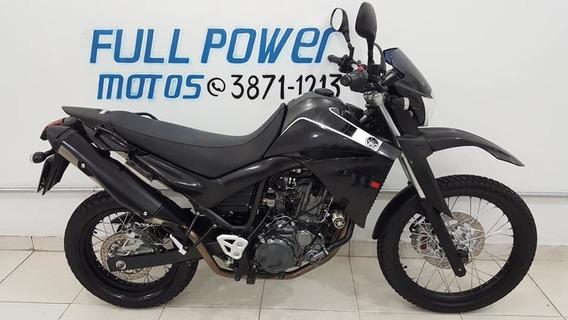 Yamaha Xt 660r Preta 2012