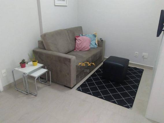 Studio Com 1 Dormitório Para Alugar, 30 M² Por R$ 1.750/mês - Gopoúva - Guarulhos/sp - St0009
