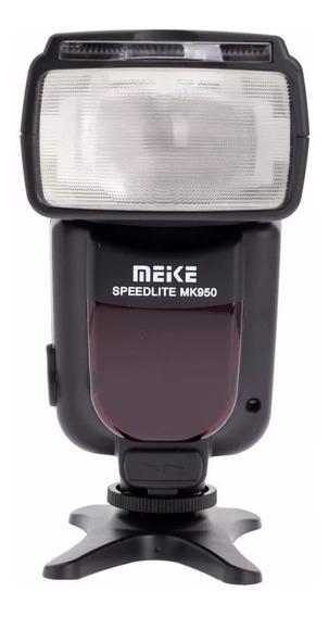Flash Speedlite Meike Mk950 E-ttl Para Canon