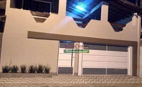 Imagem 1 de 6 de Sobrado Com 2 Dormitórios À Venda, 157 M² Por R$ 415.000,00 - Residencial Sítio Santo Antônio - Taubaté/sp - So2391