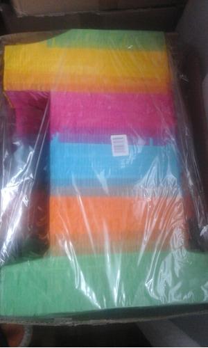 Imagen 1 de 1 de Piñata Numero 1,.  De Carton,.mide 50 Cmts De Largo