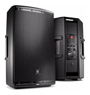 Jbl Eon 615 Bafle Monitor Activo 1000w Dsp Bluetooth Cuotas