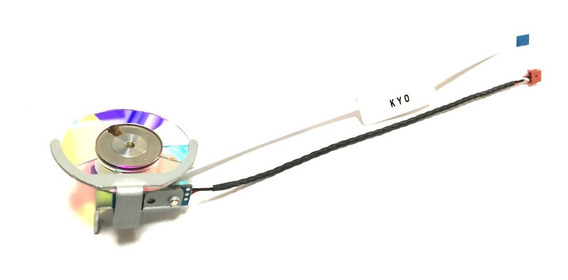 Disco De Cores Do Projetor Dell 1410x