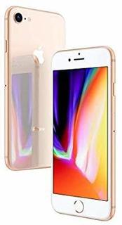 iPhone 8 Apple Dourado Com Tela De 4,7 , 4g, 64 Gb E Câmera