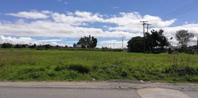 Terreno En Venta El Alto Chiautempan Tlaxcala