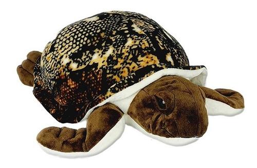 Imagem 1 de 4 de Tartaruga De Pelúcia 52cm