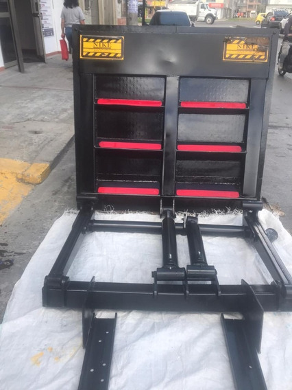 Plataforma Para Camión O Furgón