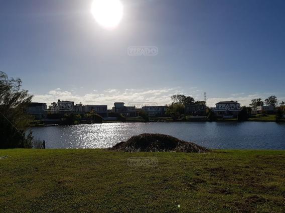 Lote Con Fondo Lago En Venta En Los Lagos, Nordelta