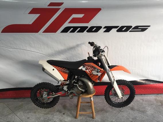 Ktm Cross 50cc 2012 Laranja