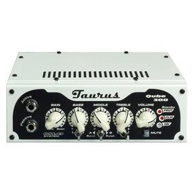 Taurus Amps Cabeçote Para Baixo Qube 300