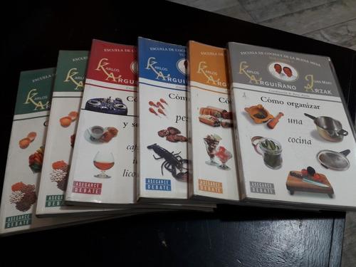 Karlos Argiñano (escuela De Cocina Y De La Buena Mesa ) - $ 300,00