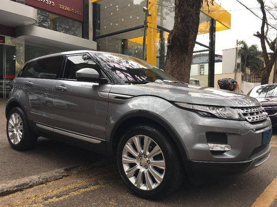 Land Rover Evoque Prestige Tech
