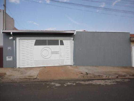Casa Com 2 Dormitórios Para Alugar, 123 M² Por R$ 1.000,00/mês - Residencial Bom Retiro - Rio Das Pedras/sp - Ca3249