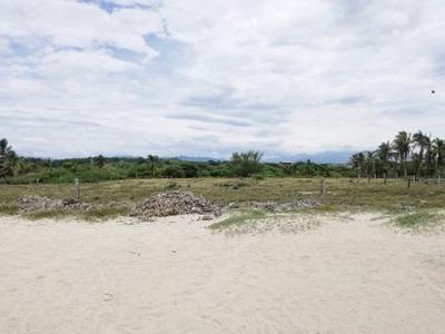 Venta De Terreno En Playa Escobilla, Puerto Escondido, Oaxaca.
