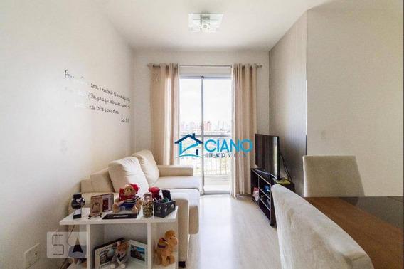 Apartamento Com 2 Dormitórios Para Alugar, 48 M² Por R$ 1.800/mês - Tatuapé - São Paulo/sp - Ap0870