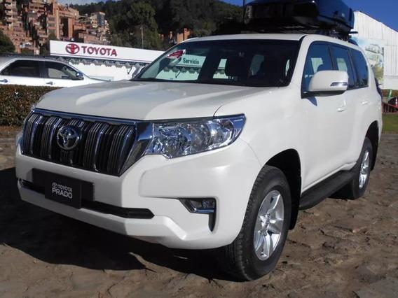 Toyota Prado 5p Diesel Tx-l 2020