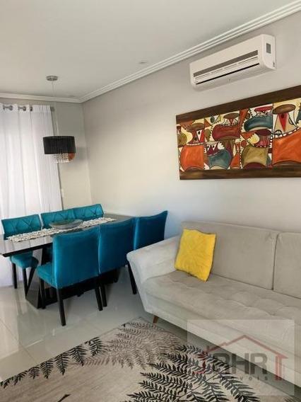 Apartamento Para Venda Em Mogi Das Cruzes, Alto Do Ipiranga, 3 Dormitórios, 1 Suíte, 3 Banheiros, 2 Vagas - 322_1-1104687