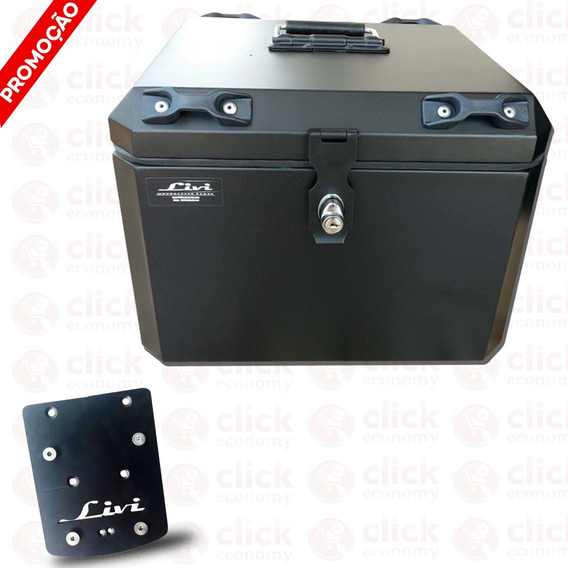 Bau Central Livi 43l Top Case Aluminio Bmw 650 G 650gs G650