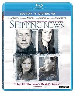 Blu-ray : The Shipping News (blu-ray)