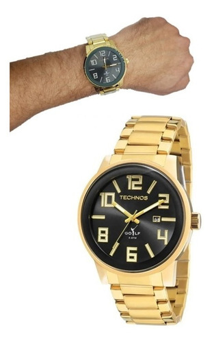 Relógio Technos Masculino Classic Golf 2115kqu/4c