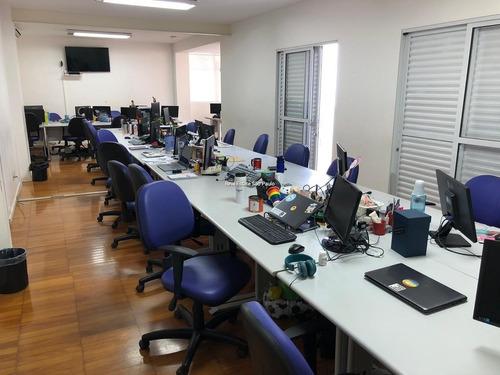Casa Comercial - Pinheiros - Ref: 8346 - V-re9304