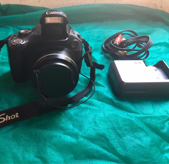 Câmera Canon Sx30is Hd