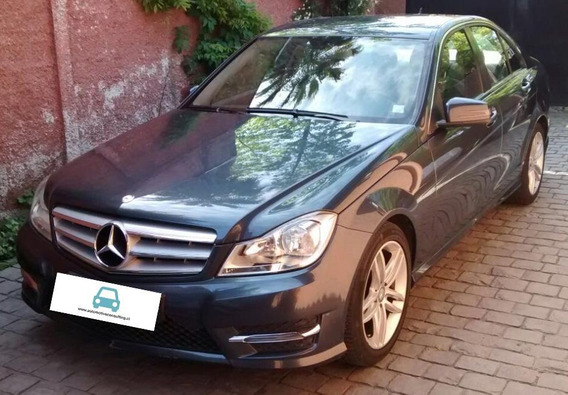 Mercedes Benz C180 Blue Efficiency 1.8 2013